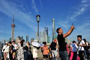 TOURISM BOUNCES BACK IN SHANGHAI