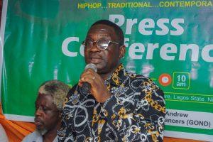 Veteran Nigerian dancer to champion reform in dance industry