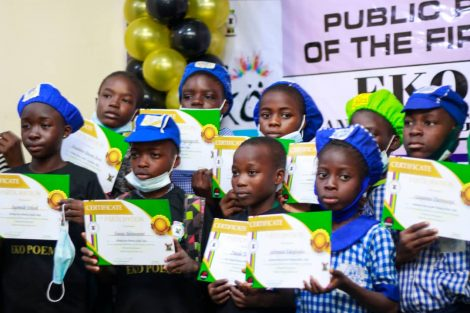 Eko Poem by Ola Awakan TVC Artourey.com